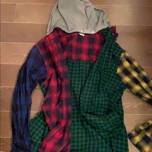 TrueImg the miss me flannel